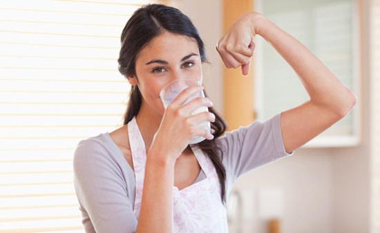 شیر و سلامتی