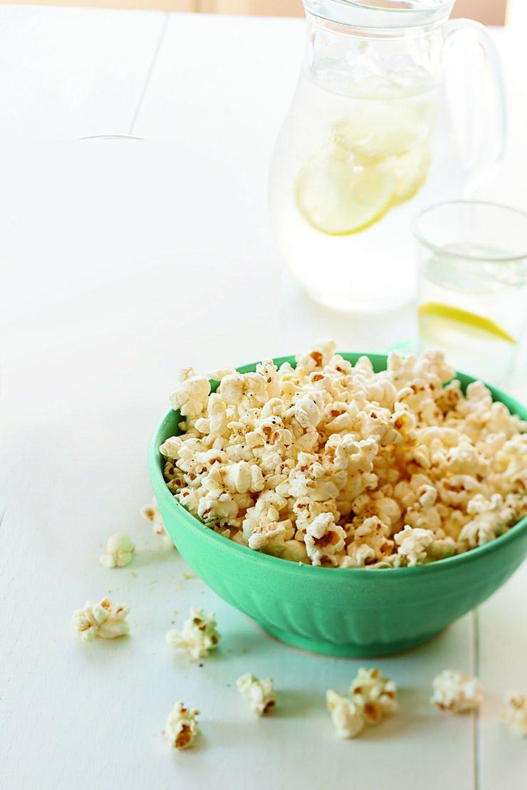 رژیم غذایی فوری برای لاغری,popcorn ذرت بو داده