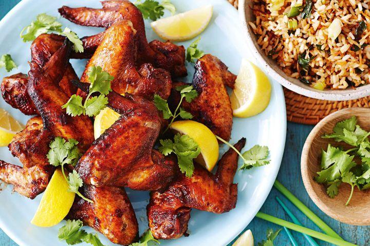 خوراک بال مرغ؛ اسنک، محبوب مهمانیها و مراسم مختلف