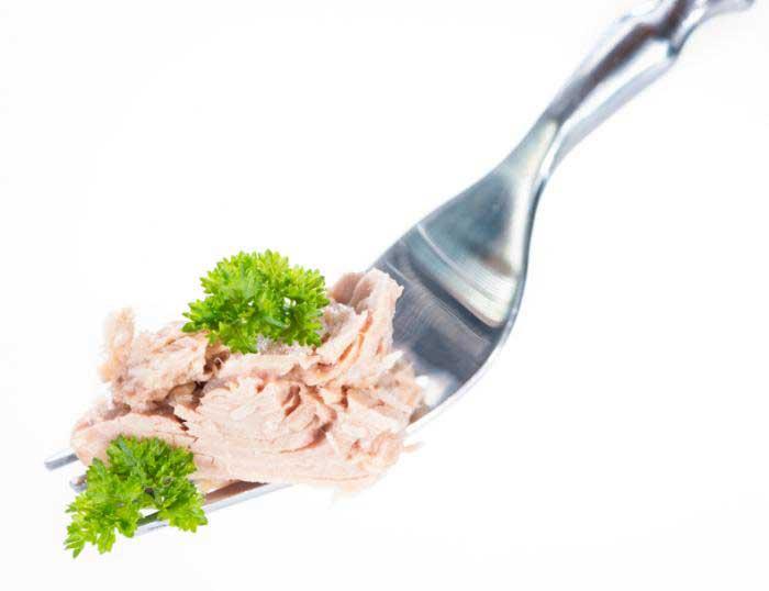 غذاهای حاوی ویتامین بی شش yellowfin-tuna